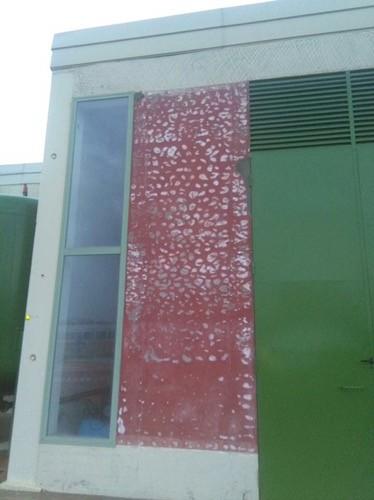 fachada depuradora Aranjuez 1
