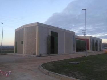 fachada depuradora Aranjuez 7