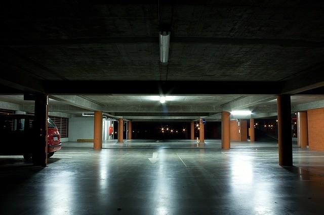 obra civil garaje