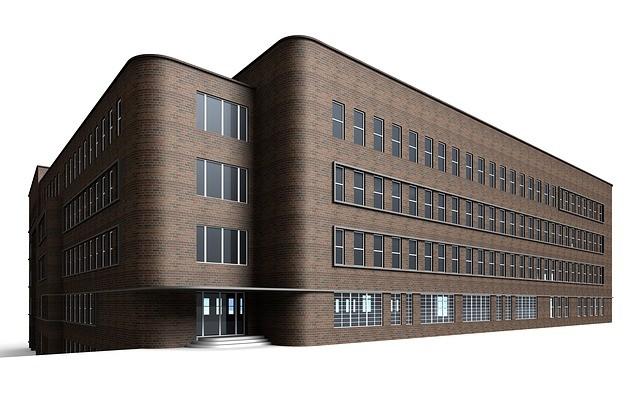 edificio de una empresa