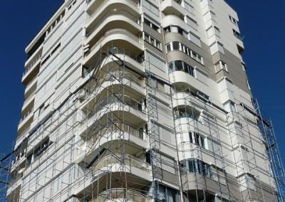 rehabilitación fachadas edificios
