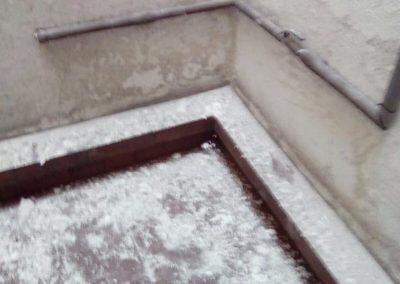 Impermeabilizacion de patio Grupo Anade